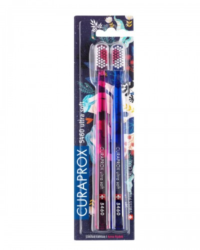 Toothbrush CS 5460 Love Edition, 2 pieces