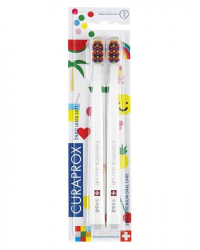 Toothbrush CS 5460 Pop art Edition, 2 pcs.